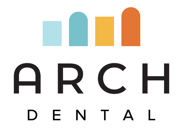 Arch Dental Fargo ND Logo for Mobile and Tablet