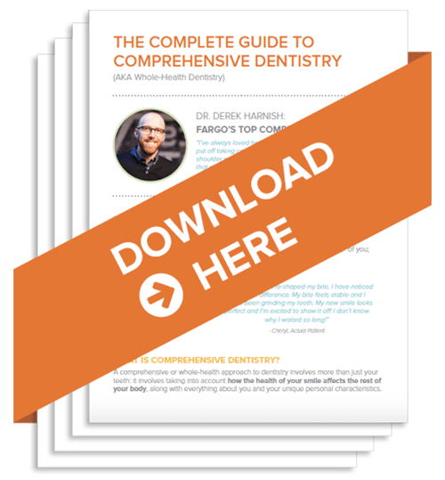 A preview of our dentist's in Fargo, ND guide to comprehensive dentistry.